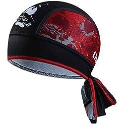 Masterein Sombrero de refrigeración para bicicletas de verano para hombres