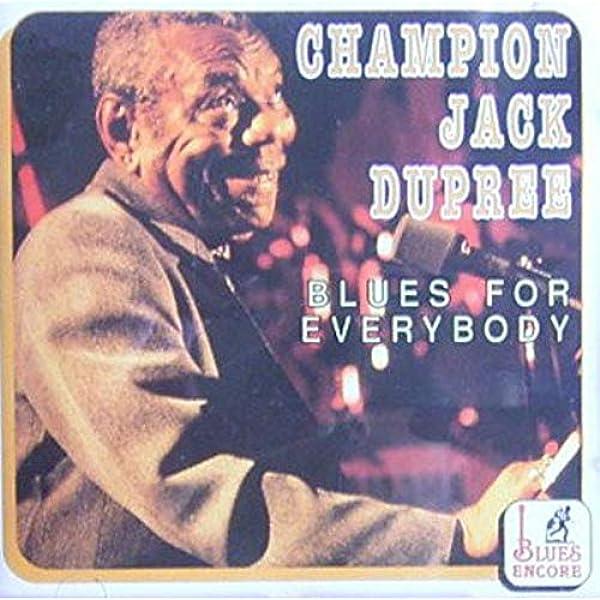 champion jack dupree duetschland 1975