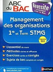 ABC du BAC Réussite Management des organisations 1re et Term STMG