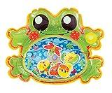 Playgro Teppich mit Wasser in Form der Frosch