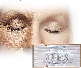 Fission USA 25 sachet jeunesse instantly ageless argireline eye cream for eye bags puffy eyes remove Anti aging anti wrinkle face serum