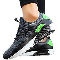 MEIbax Uomo Scarpe Running Basse Scarpe da Escursionismo Leggere Lace-up  Scarpe Running estive Sneakers 13aa63adc32
