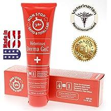 Dermagel Horse - Producto para el control de las infecciones y las heridas en caballos