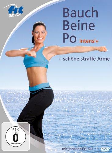 Fit for Fun - Bauch, Beine, Po intensiv & schöne straffe Arme