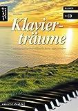 Klaviertraeume - arrangiert für Klavier - mit CD [Noten / Sheetmusic] Komponist: Rupp Jens