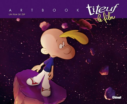 Artbook Titeuf le film