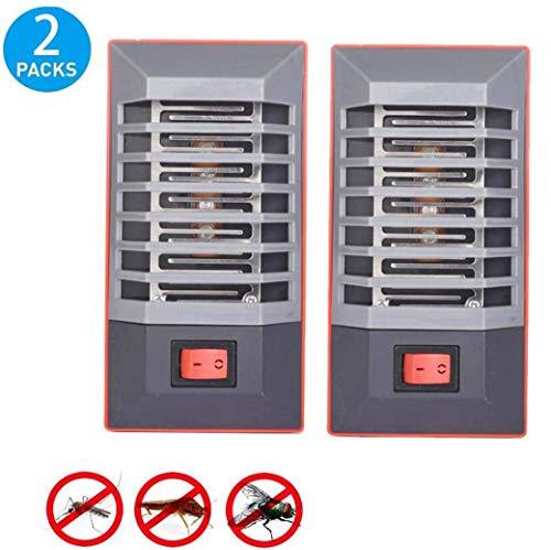 Mini Electronic - Led-Mückenfalle und Insekten-Mörder-Lampe, Beseitigt Mücken-Fruchtfliegen und Fliegen-Mücken-Moskito-Lampe, BOSS LV