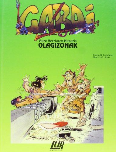 Gabai 11 - Olagizonak (Gabai (lur)) por Rafael Castellano