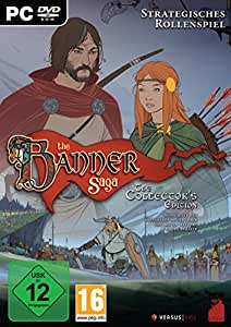 Banner Saga - Collectors Edition (PC) (USK ab 12 Jahre)