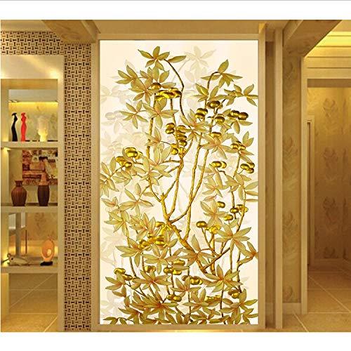 libby-nice Größe 45 * 200Cmcolored Grid Frosted Privacy Window Film, Glasmalerei Im Chinesischen Stil, Undurchsichtige Dekorative Aufkleber (Glasmalerei-film Für Windows)