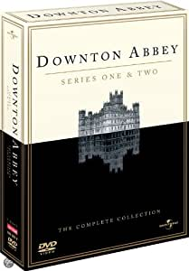 Downton Abbey - Coffret Saisons 1 et 2 (8 DVD inclus Bonus DVD) (Import Langue Francaise)