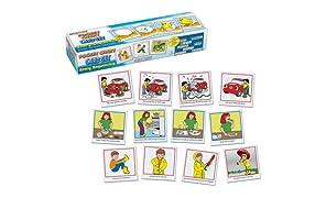 Smethport 750 Gr-fico Cartas Pocket-Historia Secuenciaci-n-Pack de 2