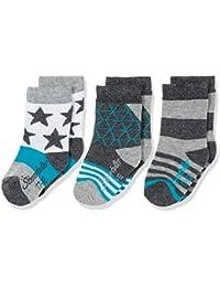 Sterntaler Baby-Jungen Socken Söckchen 3er Pack Sterne