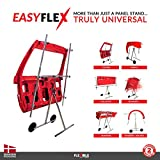 Flexible EasyFlex Total Premium Bundle – mit 's EasyFlex, Bumper Arme, Rand Halter, Motorrad Kit, Snap-Grip, Squeeze-Out, Doppelte Snap-Grip, und Spoiler Kit