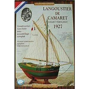 Soclaine - YG1000 - Maquette - Langoustier Yann et Gaël - Echelle 1:50