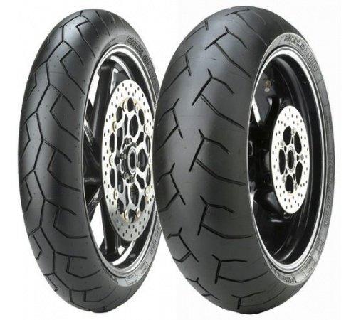 Pneumatici pirelli diablo 120/70 zr 17 m/c (58w) tl anteriore supersport    gomme moto e scooter