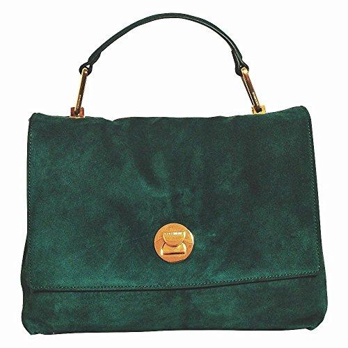 Coccinelle Liya Suede Handtasche multicolour_multicolour x mehrfarbig, mehrfarbig