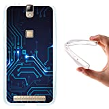 WoowCase Elephone P8000 Hülle, Handyhülle Silikon für [ Elephone P8000 ] Rundgang Handytasche Handy Cover Case Schutzhülle Flexible TPU - Transparent