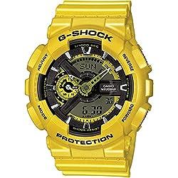 G-Shock Neo Metallic Watch - Yellow