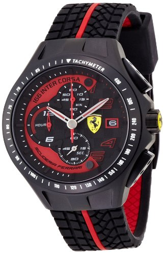 ferrari-830077-montre-homme-quartz-analogique-cadran-noir-bracelet-silicone-noir