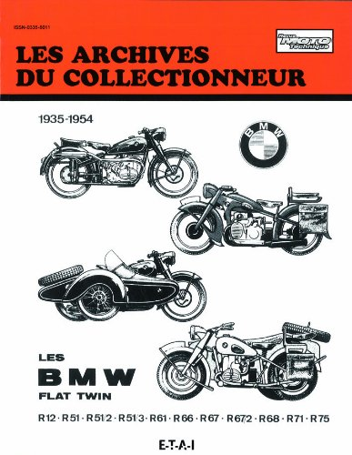 Archives du Collectionneur N°101 : BMW Flat Twin R 12 a R 75 (1935/1954) N  101
