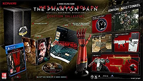 Metal Gear Solid V : The Phantom Pain - édition