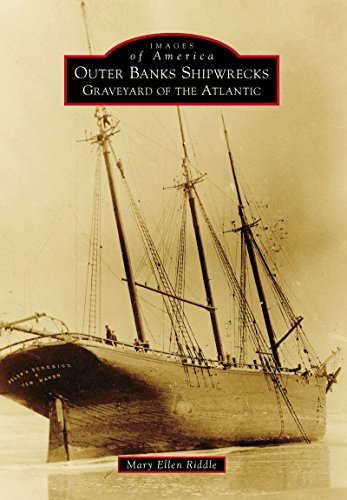 outer-banks-shipwrecks-graveyard-of-the-atlantic-images-of-america-english-edition