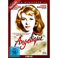 Angélique - Die komplette Filmreihe