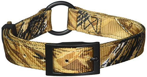 Leather Brothers 23-Inch Wetland Camo Collar, Large, Multicolor (Wetlands Camo)