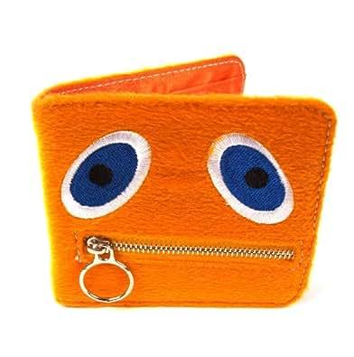 Rainbow Wallet. Zippy Face Wallet