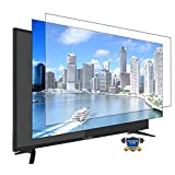 Daiwa D32C4GL 80 cm (32) HD Ready (HDR) LED Television With Toughened Glass 1366x768