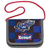 Scout 25150072000 Münzbörse, 13 cm, Dunkelblau