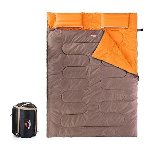 yaagle-grosser-doppel-schlafsack-mit-kopfkissen-outdoor-tragbar-camping-tasche-warm-mittagspause-sch