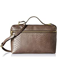 76393ac8e2 Isle Coco by Hidesign Women s Sling Bag (Grey)