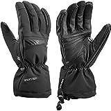 LEKI Herren Ski Handschuhe Scero S schwarz 7