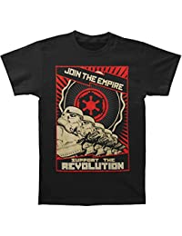 Star Wars SS Revolution Mens T-Shirt | S