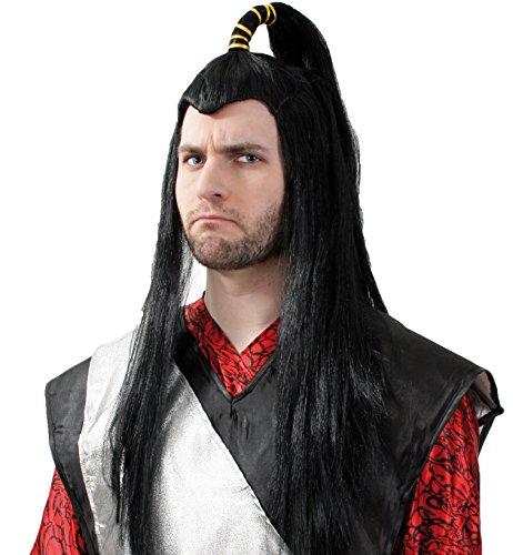 Samurai Perucke Haarprodukte Von A Bis Z