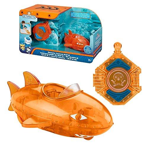 El Octonauts - Control Remoto Gup-B Shark Tiburón Barco -...
