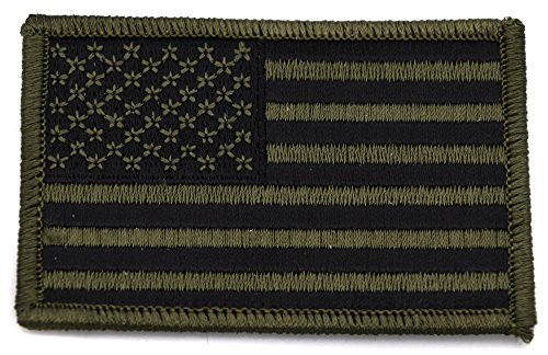 ecusson-drapeau-usa-us-kaki-vert-thermocollant-75x5-cm-patche-badge