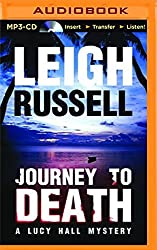 Journey to Death (Lucy Hall Mystery) by Leigh Russell (2016-02-09)