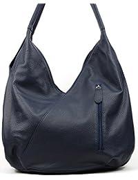 OH MY BAG Sac à Main CUIR grainé femmes porté main et épaule Modèle Mandalay
