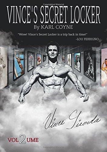 VINCE'S SECRET LOCKER Volume 2 por KARL COYNE