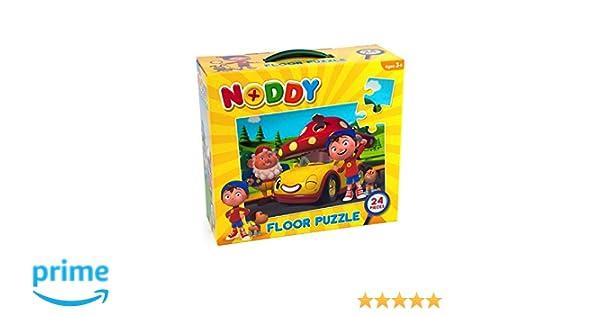 New Paul Lamond Noddy 4 In 1 Puzzles
