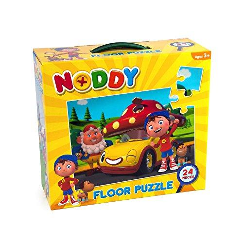 Paul Lamond Noddy 24-Boden Puzzle (Noddy Auto)