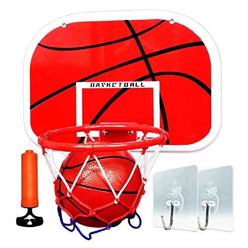 LIOOBO Supporto in plastica acrilica per Calcio da Calcio di Rugby da Basket per Display Nero Sport e tempo libero Porte