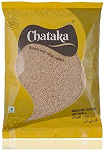 Chataka Sesame Seed - Til - Natural - 400 grams