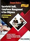 Secretarial Audit, Compliance Management & Due Diligence - CS professional programme