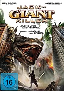 Various Jack The Giant Killer [Import anglais]