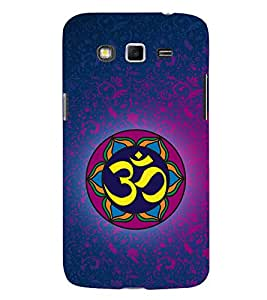 Om Mantra 3D Hard Polycarbonate Designer Back Case Cover for Samsung Galaxy Grand Neo :: Samsung Galaxy Grand Neo i9060