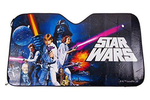 Preisvergleich Produktbild Saga Star Wars stw121Sonnenblende 130x 70cm